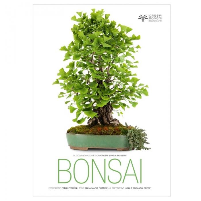 BONSAI - Ed. White Star - con Crespi Bonsai Museum