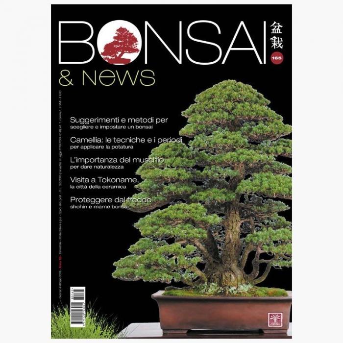 BONSAI & news 165 - Gennaio-Febbraio 2018