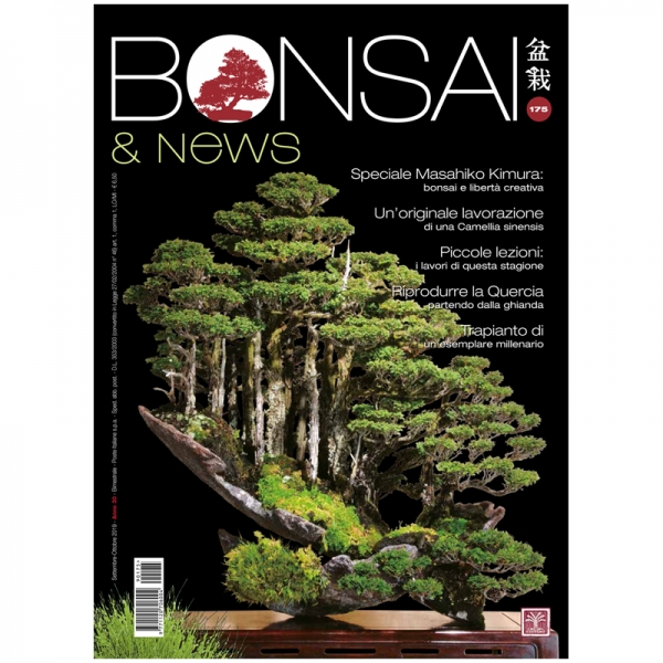 BONSAI & news 175 - September-October 2019