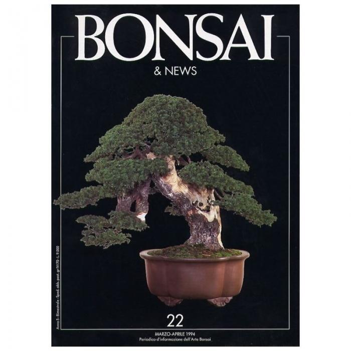 BONSAI & news n.  22 - Marzo-Aprile 1994