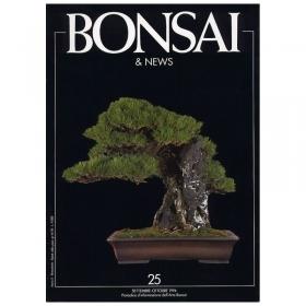 BONSAI & news n.  25 - Settembre-Ottobre 1994