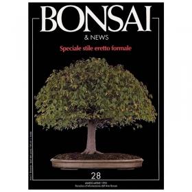 BONSAI & news n.  28 - Marzo-Aprile 1995