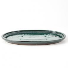 Soucoupe 31 cm ovale