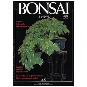 BONSAI & news n.  48 - Luglio-Agosto 1998