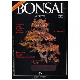 BONSAI & news n.  49 - Settembre-Ottobre 1998