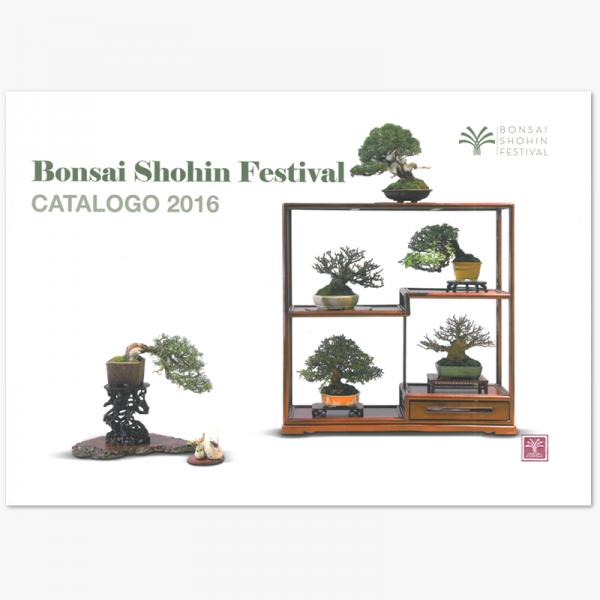 Catalogues Bonsai Shohin Festival 2016-2017