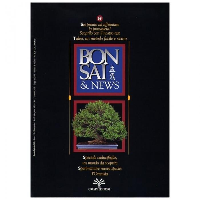 BONSAI & news n.  69 - Gennaio-Febbraio 2002
