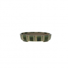 Vaso tokoname ovale 14 cm
