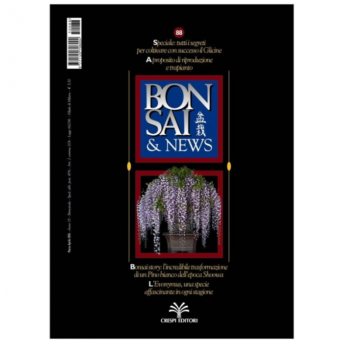 BONSAI & news n.  88 - Marzo-Aprile 2005