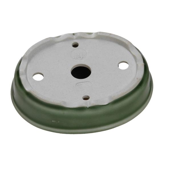 Vaso 12 cm ovale - Shuiming