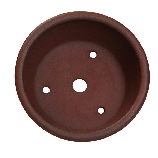 Pot 14 cm round grès - Shuiming