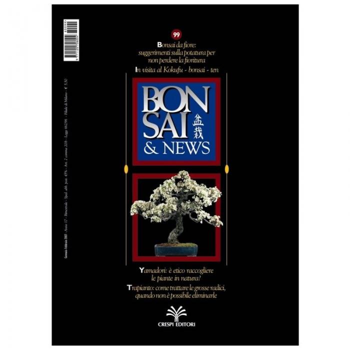 BONSAI & news n.  99 - Gennaio-Febbraio 2007