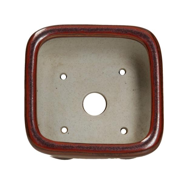 Vaso 9 cm quadrato - Shuiming