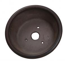 Vaso 10 cm tondo grès - Shuiming