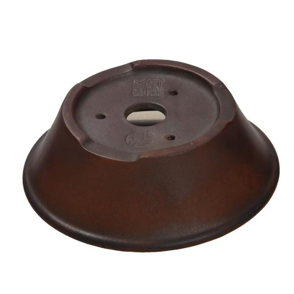 Pot 10 cm round grès - Shuiming