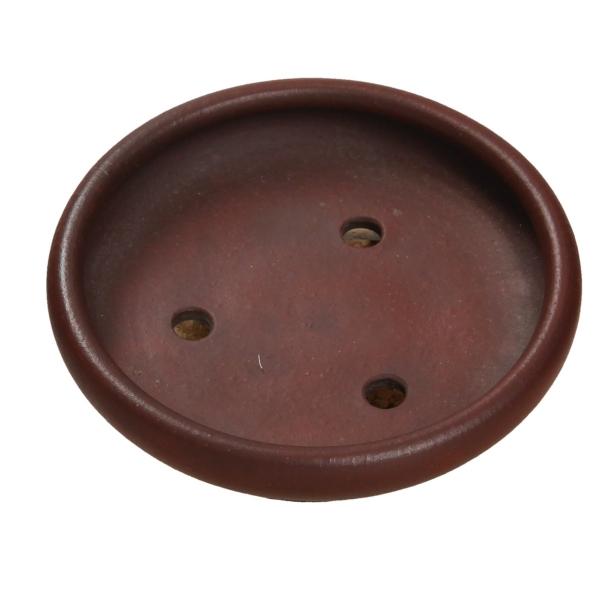 Pot 9,2 cm round grès - Shuiming