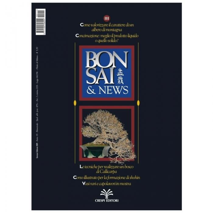 BONSAI & news n. 111 - Gennaio-Febbraio 2009