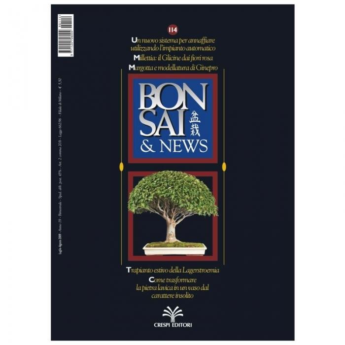 BONSAI & news n. 114 - Luglio-Agosto 2009