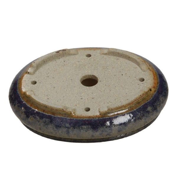 Vaso 13 cm ovale - Shuiming