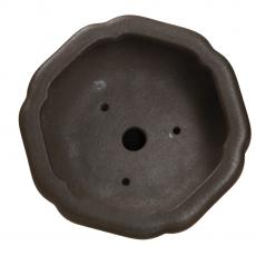 Vaso 12,3 cm tondo grès - Shuiming