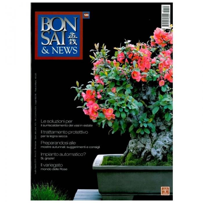 BONSAI & news n. 120 - Luglio-Agosto 2010
