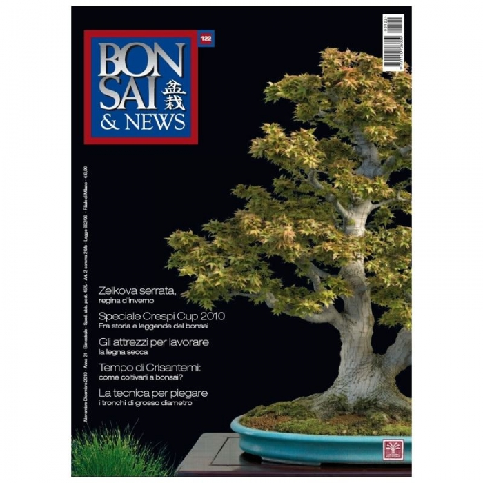 BONSAI & news n. 122 - Novembre-Dicembre 2010