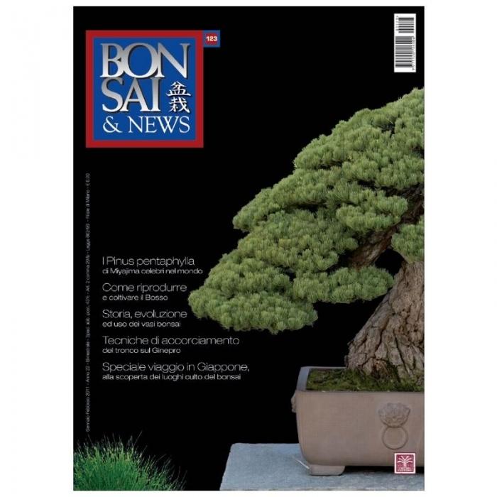 BONSAI & news n. 123 - Gennaio-Febbraio 2011