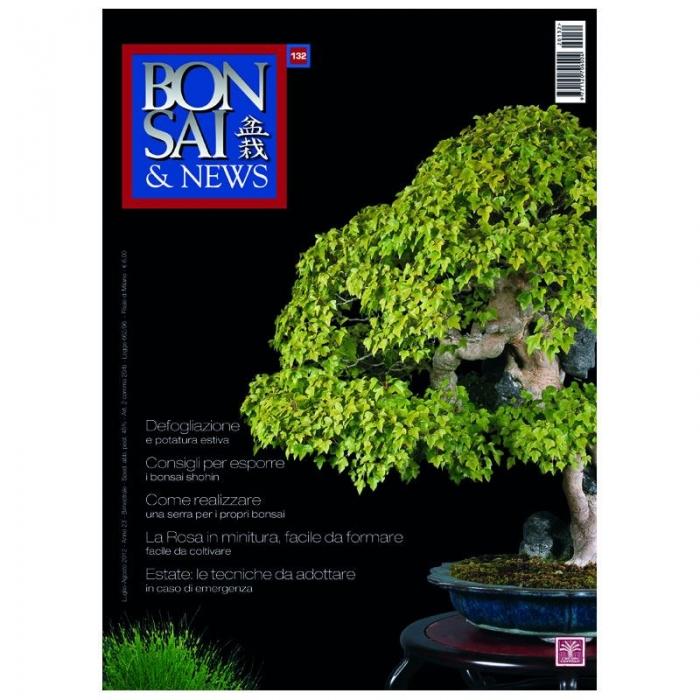 BONSAI & news n. 132 - Luglio-Agosto 2012
