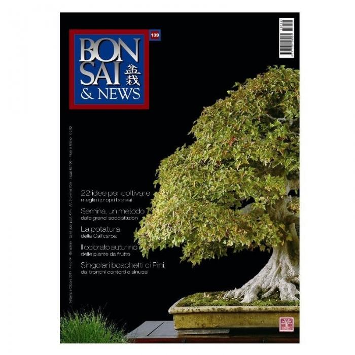 BONSAI & news n. 139 - Settembre-Ottobre 2013