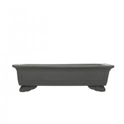 Pot 28,8 cm rectangular gres