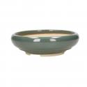 Pot 20 cm round green