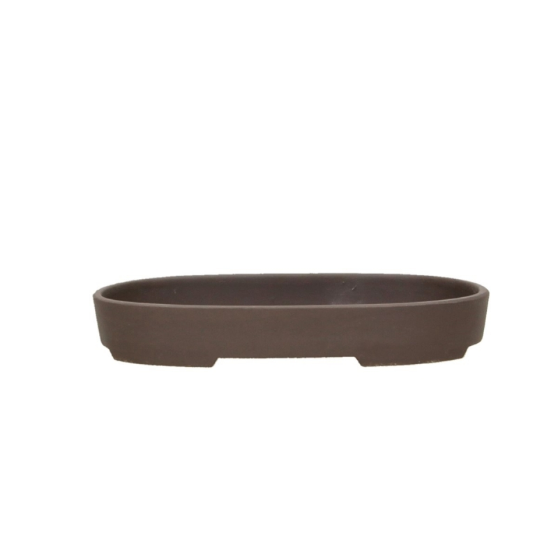 Pot 16,3 cm oval gres