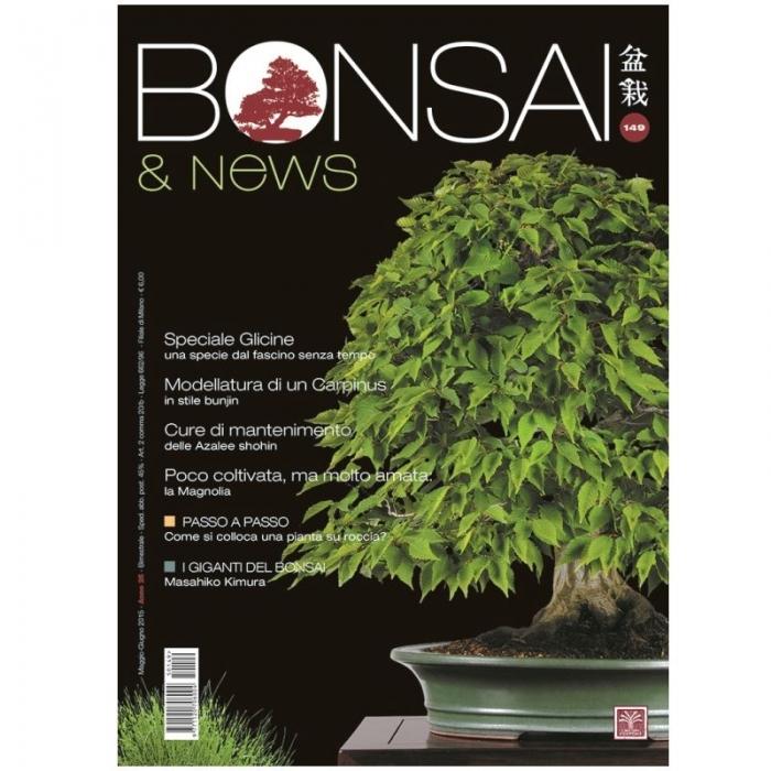 BONSAI & news n. 149 - Maggio-Giugno 2015