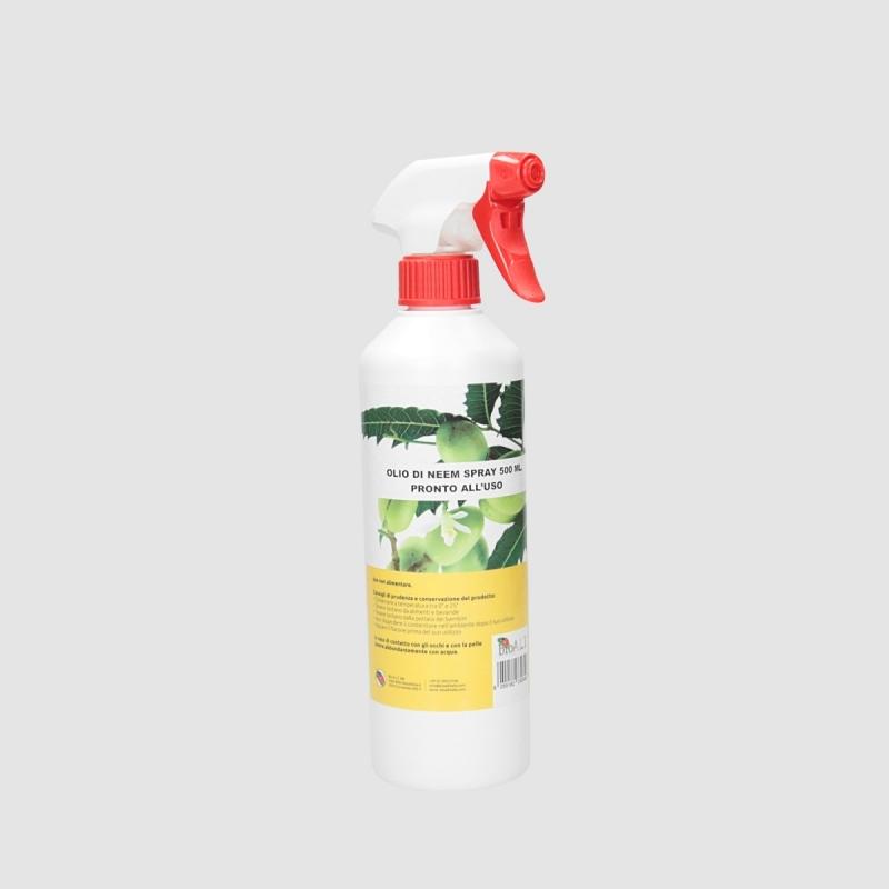 Olio di Neem spray 500 ml