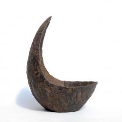Pot en pierre Niijima 40 cm lune