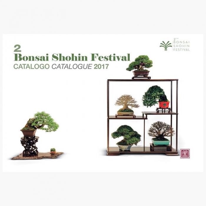 Catalogo Bonsai Shohin Festival 2017