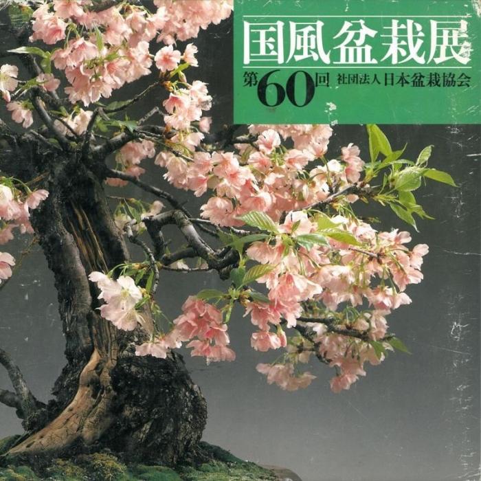 Catalogo Kokufu Bonsai Exhibition 60 - 1986