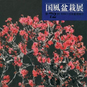 Catalogo Kokufu Bonsai Exhibition 72 - 1998 - Vintage Edition