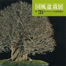 Catalogo Kokufu Bonsai Exhibition 78 - 2004