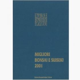 Catalogo UBI Migliori Bonsai e Suiseki 2001