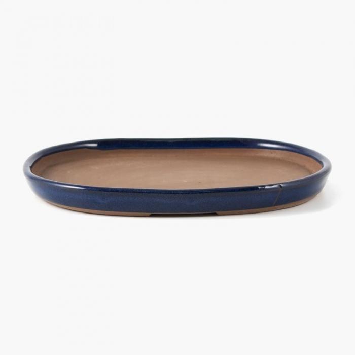 Sottovaso 20,4 cm ovale