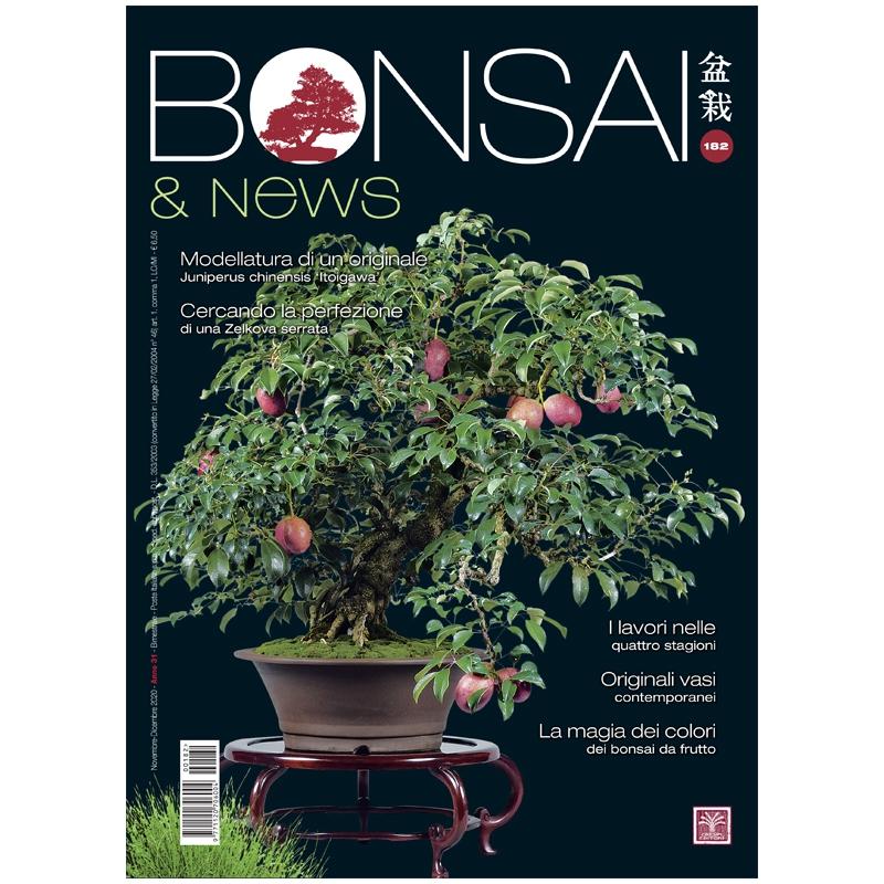 BONSAI & news 182 - Novembre-Décembre 2020